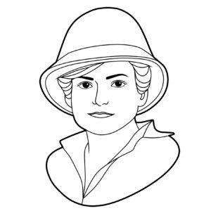 Harriet Chalmers Adams